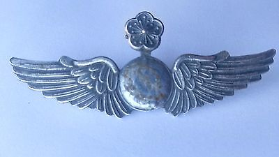 Japanese Pilot Wings 3 Inches