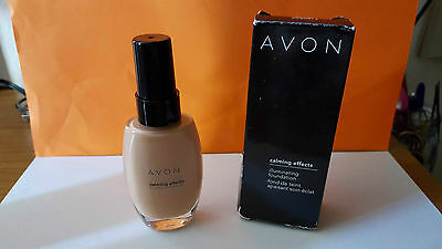 Avon FONDOTINTA CALMING EFFECTS WARMEST BEIGE  DA 30ML