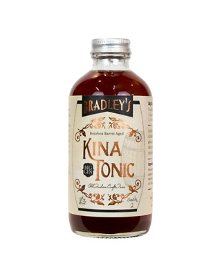 Bradley's Barrel Aged Kina Tonic Syrup 237ml