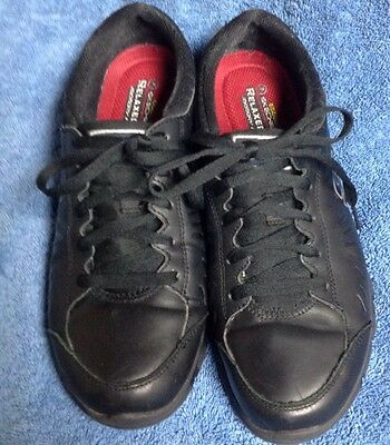 Skechers- Women's Work Shoes Relaxed Fit Slip Resistant Sz. 7.5M