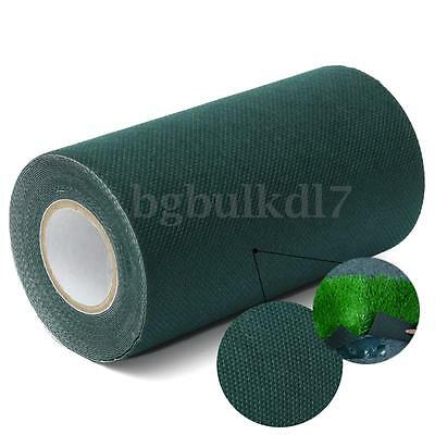 "6""x16.5' Self-adhesive Synthetic Turf Artificial Grass Lawn Jointing Seaming Tap"