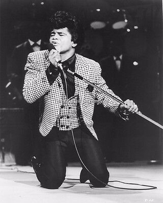 JAMES BROWN Glossy 8X10 PHOTO PICTURE PRINT 3232