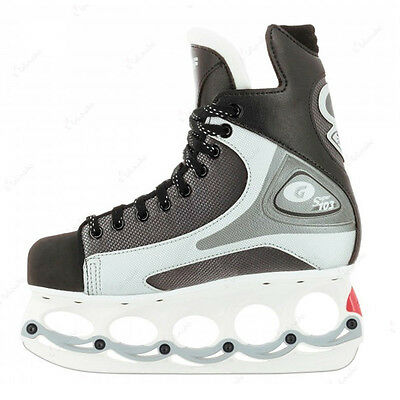Graf 103 Patins à glace Hockey Patins avec T-Blade kufensystem tailles 47