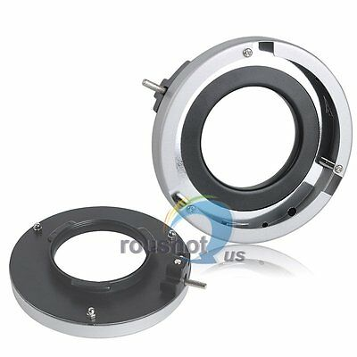 Godox Mount to Bowens Mount Adapter Speed Ring Converter For Godox AD600 AD600M