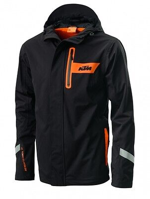 Ktm Giacca Con Cappuccio Angle Softshell Jacket Size S 3Pw1651202