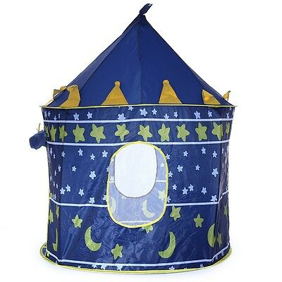 Children Folding Play House Portable Outdoor Indoor Toy Tent Castle Cubby Playhu