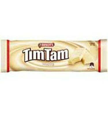 Arnotts Tim Tam White 165g