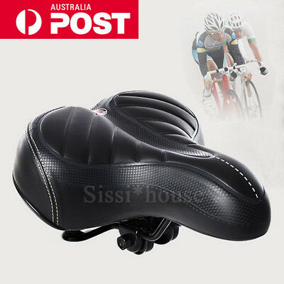 Road Mountain MTB Bike Bicycle Cushion Pad Comfort Saddle Seat Cycling Outdoor