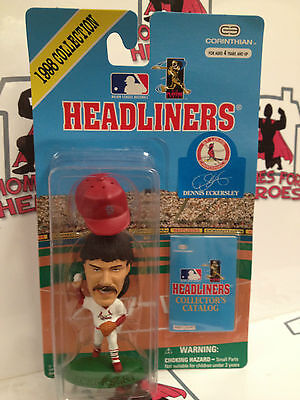 Corinthian Mlb Headliners St Louis Cardinals D. Eckersley Sealed In Blister Pack