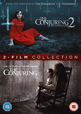 The Conjuring/The Conjuring 2 - The Enfield Case [2016] (DVD)