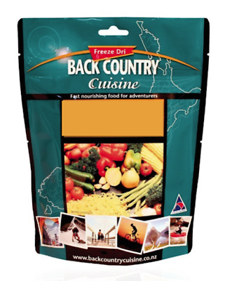 NEW Back Country Cuisine Single Serve from Outdoor Adventure Gear