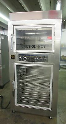 NU-VU  Convection Bread Oven & Proofer Combo SUB-123