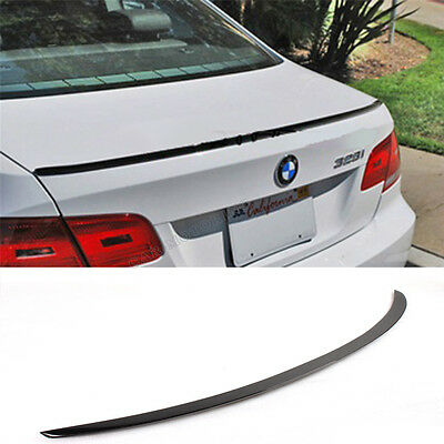 BMW E92  3-Series Coupe M3 Style 2006 - 2011 Boot Lip Spoiler UK Seller
