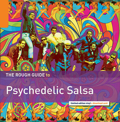 Rough Guide To Psychedelic Salsa - Various Artist (2015, Vinyl NEU)