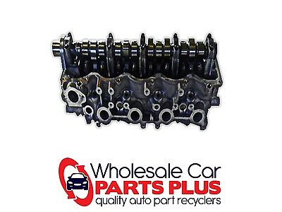 Ford Courier Mazda Bravo Wlt Wl Turbo Cylinder Head Complete