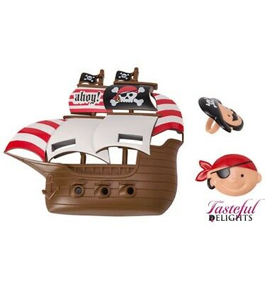 DecoPac Cake Topper Little Pirates Kit