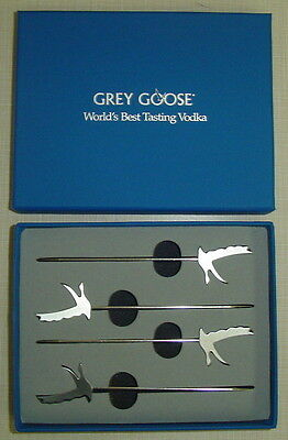 Grey Goose Vodka Olive Pick Set - New
