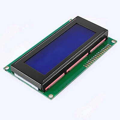 5V 2004 LCD Display 20x4Character Blue Blacklight for Arduino Projects Wholesale