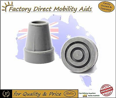 Crutch Tips / Feet / Rubbers x2 Includes free delivery!