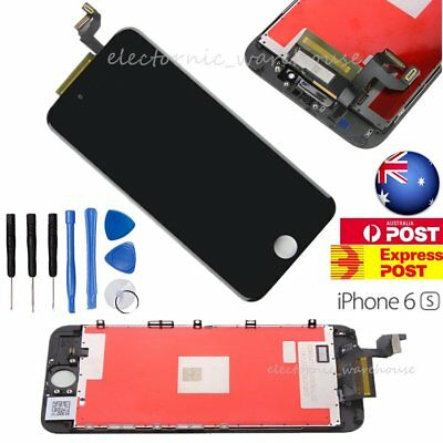 """LCD Display Digitizer Front Glass Touch Screen Replacement For iPhone 6s 4.7"""" AU"""