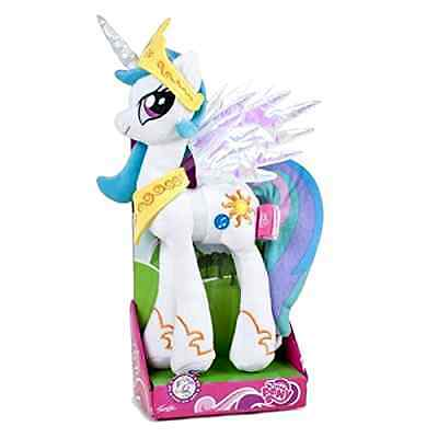 Soft Plush Doll My Little Pony Princess Celestia with Lights and Sounds 25 cm