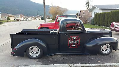 Ford: F-100 HOTROD 1940  FORD BLOWN ALL STEEL HOTROD PICKUP