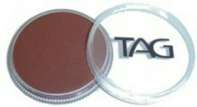 TAG Brown 32g Face and Body Paint Costume Makeup