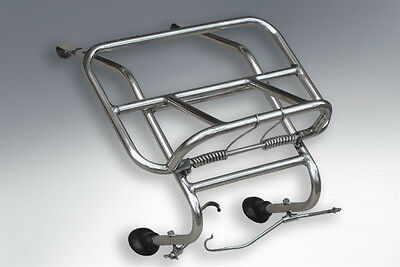 Lambretta Front Rack Stainless Series 2 & 3