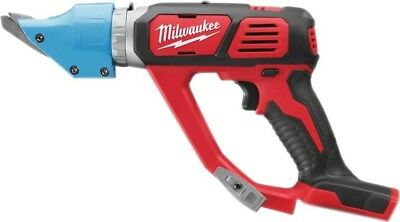 Milwaukee M18 BMS20-0 2.0mm Plate Shears | 18 Volt Bare Unit