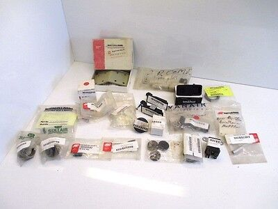 """Ingersoll Rand Sullair  """" Variety Lot """"  Parts New  Equipment Wow Construction"""