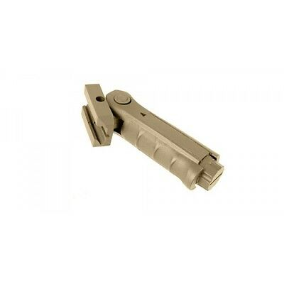 Swiss Arms Folding and Vertical Tactical Grip multi angle Tan 605266