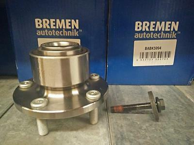 Front Wheel Bearing Kit Fit Ford Focus C-Max 2003-2007 1.6 1.8 2.0 Tdci Ti Abs