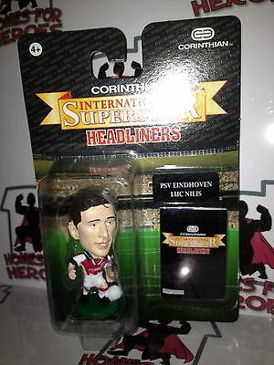 Corinthian Psv Eindhoven Luc Nilis Int.superstar Sealed In Blister Pack