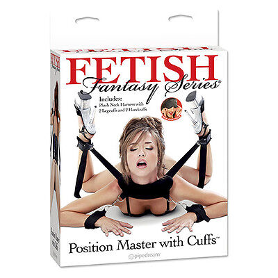 Costrittivi Fetish Serie Fantasy Position Master With Cuffs Bondage XXX