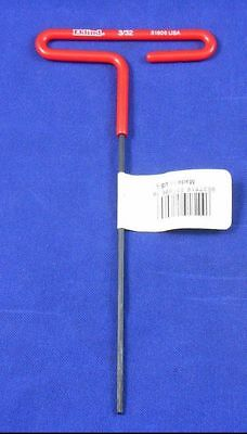 """NEW Eklind 3/32"""" x 6"""" Cushion Grip Hex T-Wrench, 51606 - Expedited Ship"""