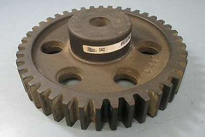 "Martin C442 Spur Gear 14-1/2 Deg Pressure Angle 42 Teeth 1-1/4"" Plain Bore New"