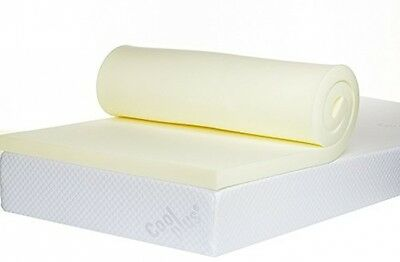 Bodymould 2 Small Double - 4ft - Memory Foam Mattress Topper