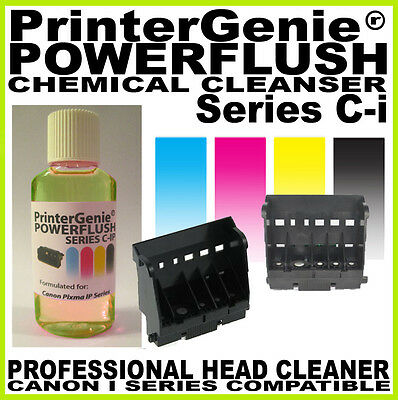 Printhead Cleaner for Canon ipf650 - Nozzle Unblocker - Head Clean