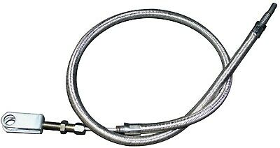 38618-52 Mousetrap Braided Steel Clutch Cable Harley Davidson Panhead