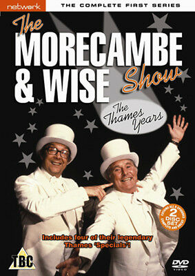 Morecambe and Wise: Series 1 DVD NEW & SEALED