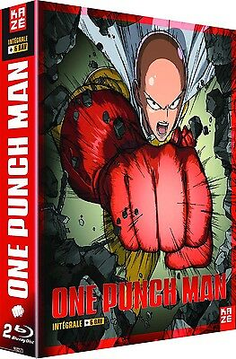 ★ One Punch Man ★ Intégrale + OAVs - Edition Collector [Blu-ray]