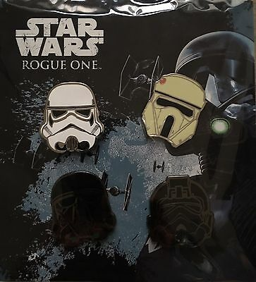 Disney Pin Star Wars Rogue One Booster Pack Pins ! 2016