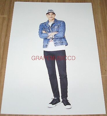Exo Hat's On Hats On Kai Official Promo Poster New