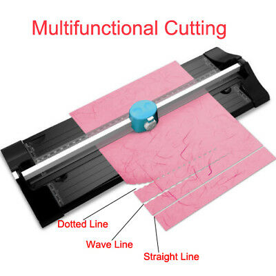 A3 A4 Guillotine Paper Photo Card Trimmer Cutter Crafts Ruler Home Office Arts