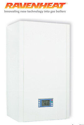 Ravenheat 30kw Combi Boiler c/w STD Flue Kit & Digital Timer (CS90)