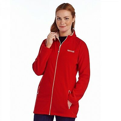 Regatta Cathie II Womens Full Zip Mid-Weight Fleece Jacket