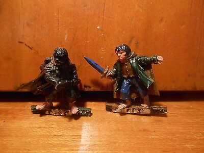 Sam and Frodo lotr sbg games workshop lord of the rings gw hobbit strategy