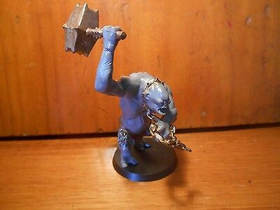 Moria Cave Troll lotr sbg games workshop lord of the rings gw hobbit