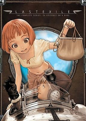 Last Exile:Complete Series. Superb Anime. Brand New In Shrink!