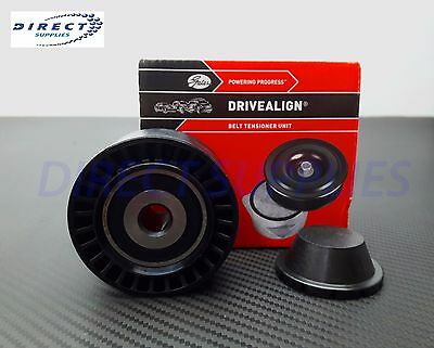 New Gates Deflection/ Guide Pulley T36190 Fits On Citroen Peugeot